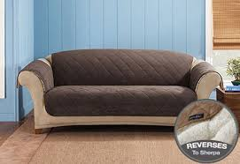 Leather Slipcover For Couch Sure Fit Category