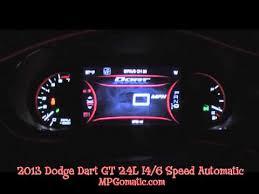1 4 l turbo dodge dart 2013 dodge dart gt 2 4l 0 60 mph