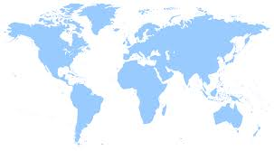 Blank World Map Pdf by Clipart World Map