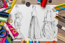 fashion drawing pictures images and stock photos istock