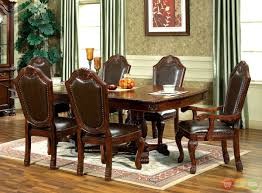 traditional dining room chair with traditional mediterranean