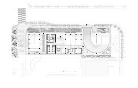 Ground Floor Plan Gallery Of S Trenue Tower Mass Studies 52