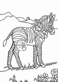 zany zoo stained glass jr coloring book dover publications