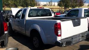 nissan pickup 2013 used parts 2013 nissan frontier king cab 2wd 2 5l qr25de engine
