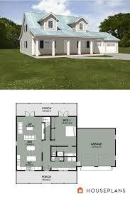 unique small home plans cottage house for modern design farm