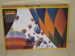 air balloon l for sale kodacolor puzzles for sale kodak roseart kodacolor air balloon