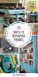 the decorative genius of repurposing places in the home 30 amazing ways to repurpose picture frames you need to see