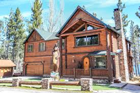 cool log cabins 5 best thanksgiving ready kitchens big bear cool cabins
