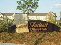 Interior Signs Trail Fox Trail Office Park Davinci Sign Systems Davinci Sign Systems
