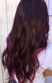2016 fall winter hair color trends guide simply organic beauty