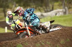 fox motocross australia five rider ktm junior motocross racing team revealed motoonline com au