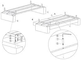 Assembly Instructions Of Oz Splitback Sofa Bed How To Assemble - Sofa bed assembly