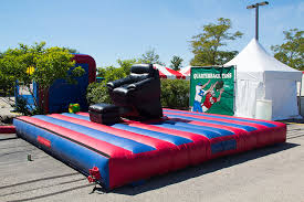 Armchair Quarterback Game Chicago Jumps Party Rental In Chicago Moonwalks Bounce House
