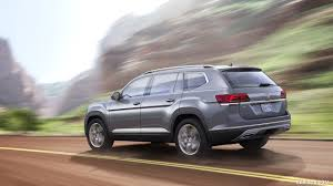 atlas volkswagen 2018 2018 volkswagen atlas rear three quarter hd wallpaper 31