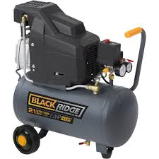 blackridge air compressor direct drive 2 5hp 120lpm supercheap