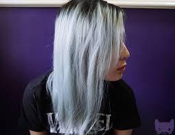 pravana silver hair color omgluie hair dye review lunar tides in slate grey