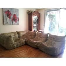 achat canap en ligne achat canape en ligne ensemble 4 canapac togo ligne roset gris