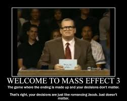 Funny Mass Effect Memes - again one of those laughing to keep from crying situations mass