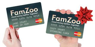 debit cards for kids famzoo preparing kids for the financial jungle