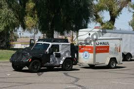 jeep wrangler cargo trailer jl spied tow testing 2018 jeep wrangler forums jl jt