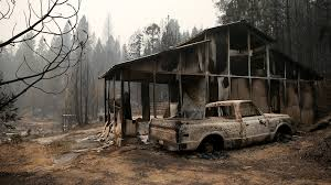 Wildfire Sacramento Area by King Fire In Northern California Weakens Thanks To Days Of Rain