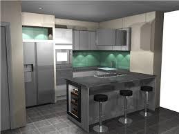 meuble de cuisine design idee peinture meuble cuisine maison design bahbe com