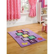 Girls Bedroom Carpet Kids Fun Playtime Carpet Rug For Childrens Bedroom Playroom