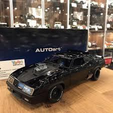 autoart 1 18 ford xb falcon tuned version