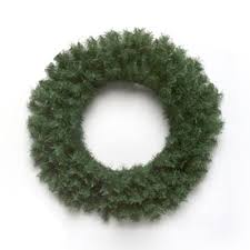 Commercial Christmas Decorations Wholesale Canada by Shop Artificial Christmas Wreaths At Lowes Com