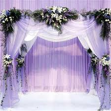 wedding arches to buy 0 48 5m wedding decoration organza silk flower heart shaped arches