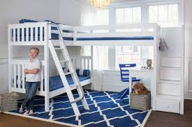 All In One Loft Twin Bunk Bed Bunk Beds Plans by Bunks Vs Lofts Which Is Right For You Maxtrix
