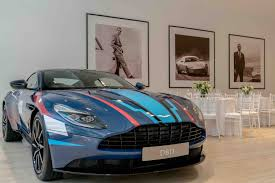 aston martin showroom 28 wilkie gallery