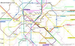 Lyon Metro Map by The New Paris Metro Map In Map Of Paris Subway Evenakliyat Biz
