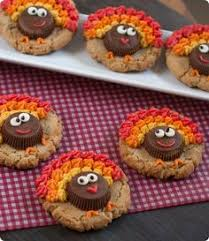 turkey cupcakes with m u0026m u0027s 22 homemade thanksgiving desserts for