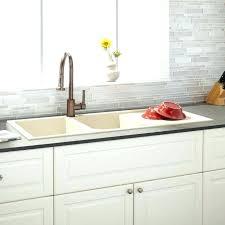 Farm Sinks For Kitchen Drop In Farm Sinks For Kitchens K 4 Apron Drop In Farm Sinks For