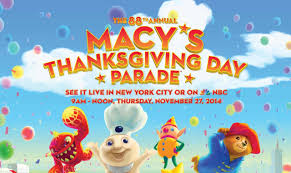 thanksgiving day parade 2014 your guide to the macy s thanksgiving day parade guidebook