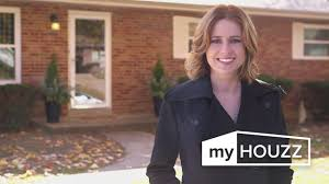 Houzz Patio Doors by My Houzz Watch Jenna Fischer Renovate Her Sister U0027s Home