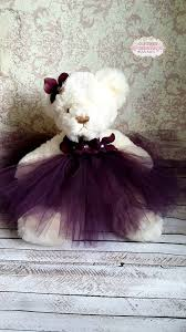 flower girl teddy gift flower girl my sweet teddy in by oursweetsomethings4u
