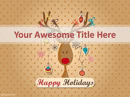 free december powerpoint templates myfreeppt com
