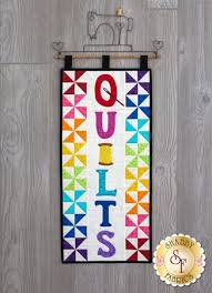 quilts wall hanging kit