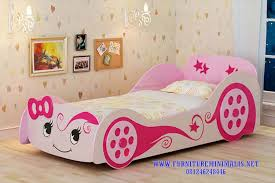 Harga Kamar Tidur Anak Karakter Hello Kitty Modern Furniture - Hello kitty bunk beds