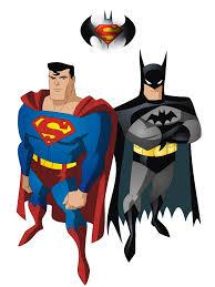 superman batman els3bas deviantart