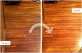 residential wood cleaning sir grout chicago