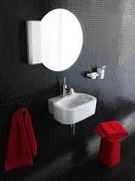 black white and red bathroom decorating ideas red and black bathroom decorating ideas blue clawfoot bathtub