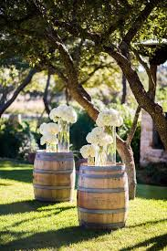 How To Decorate Wedding Arch Country Wedding Ideas 20 Ways To Use Wine Barrels