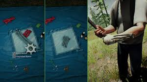 Map Crafting Recipe Bone Armor Crafting Recipe The Forest Map
