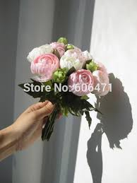 wedding flowers images free 2 pcs 10 bunch ranunculus bunch s wedding
