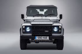 land rover suv 2016 land rover creates special defender to celebrate two millionth suv