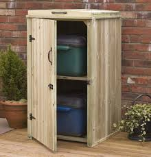patio storage boxes outdoor shed cabinet yard tools pool wood
