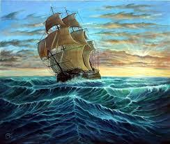 artfinder i am sailing by gabor osi original oil painting canvas